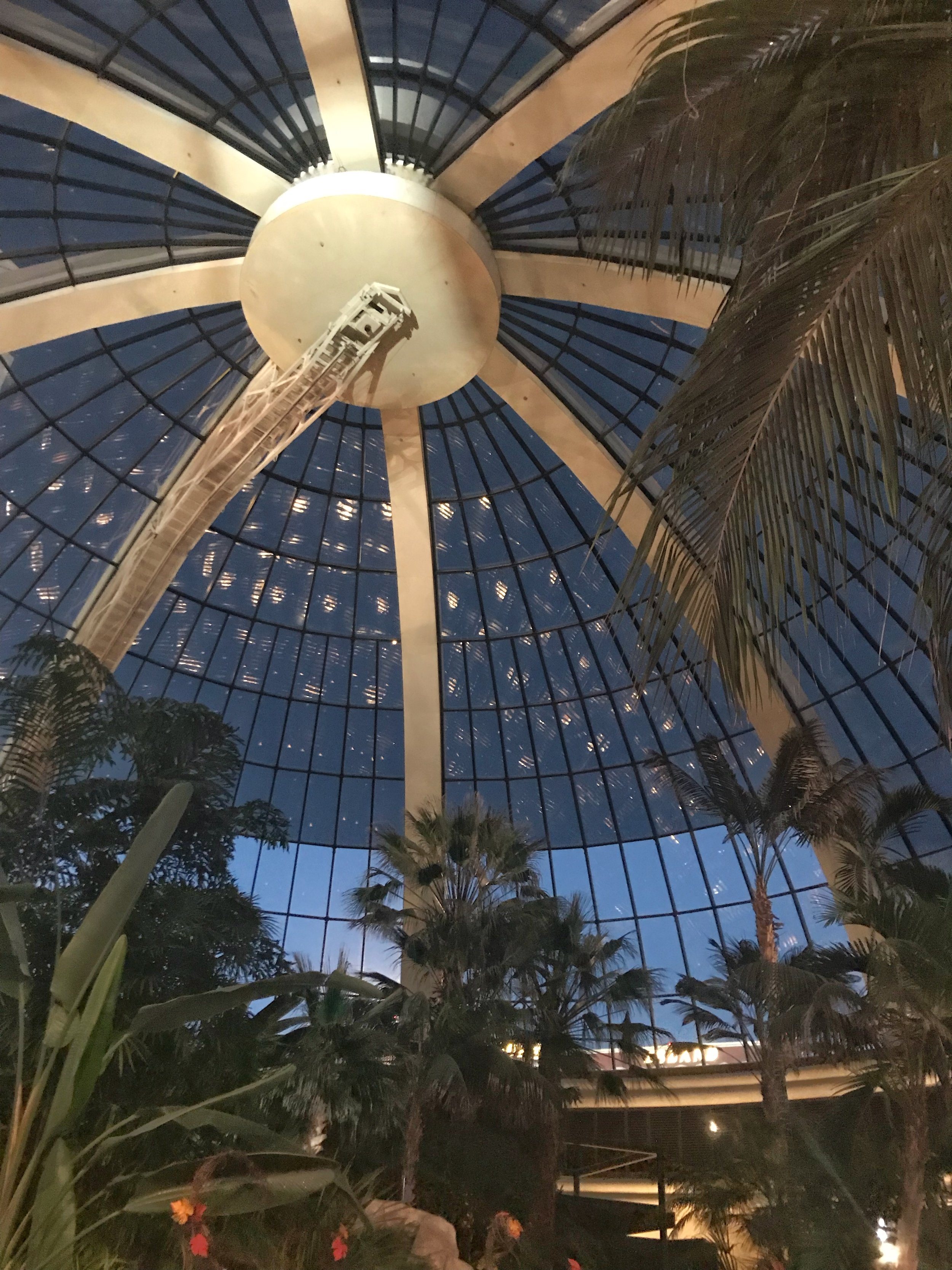 The Mirage Atrium