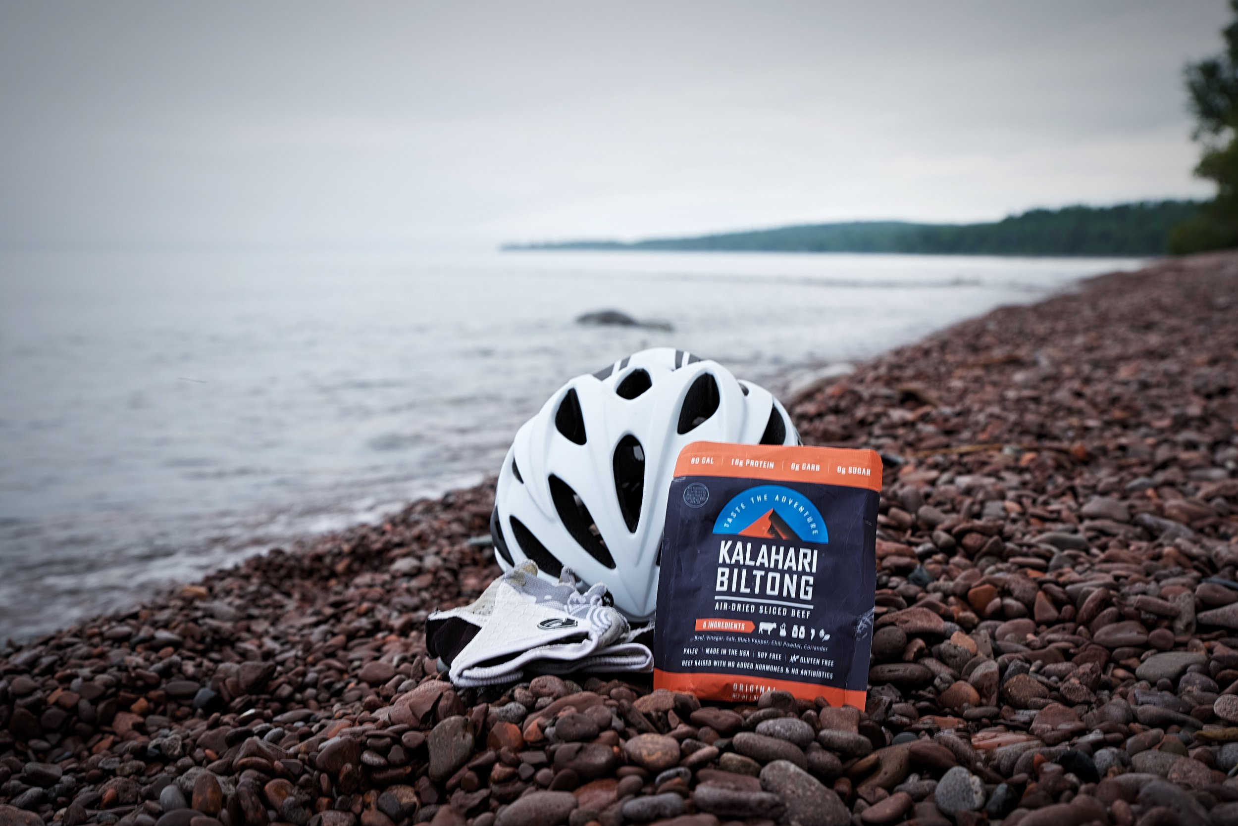 Foods to Eat While Bike Touring