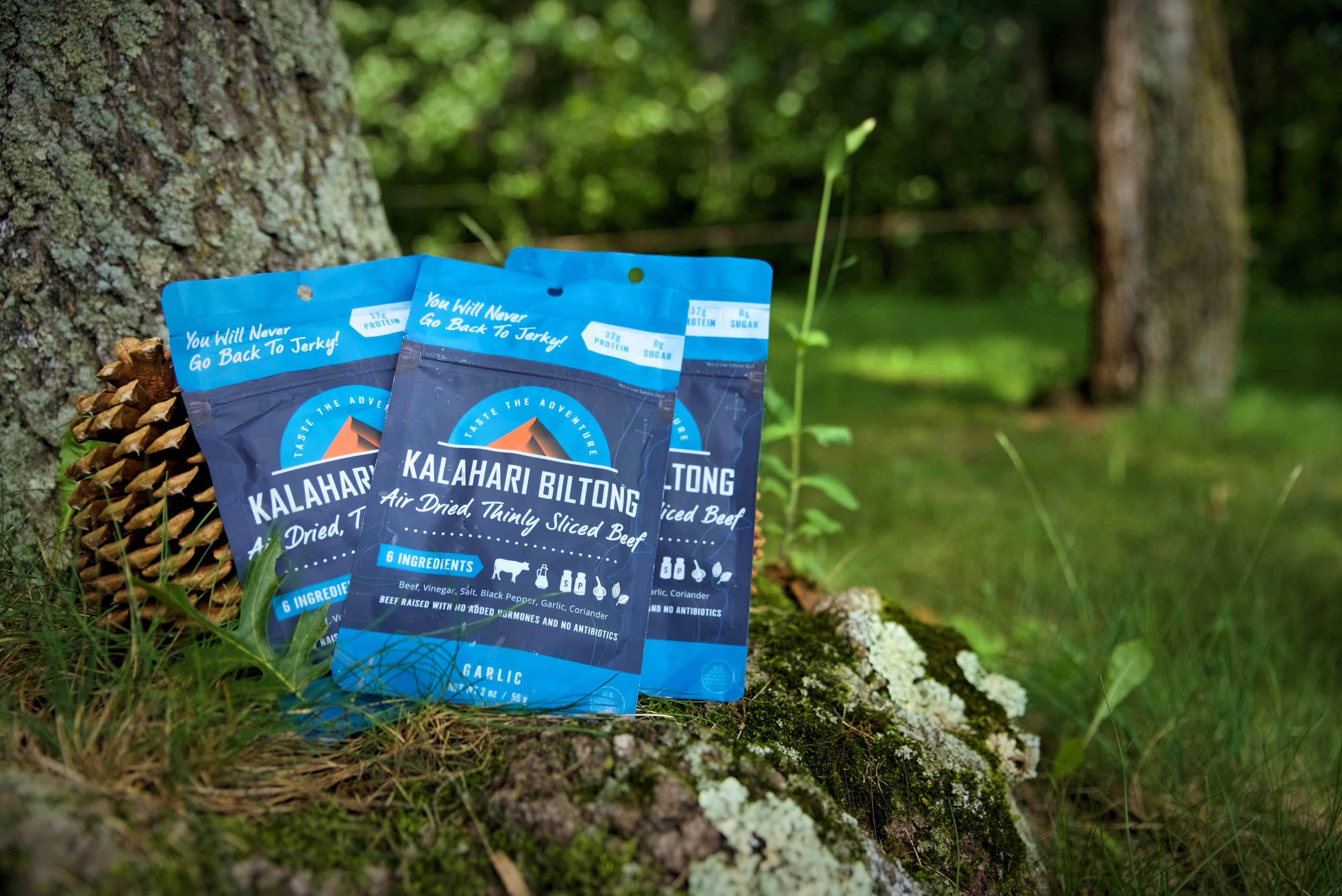 Kalahari Biltong is a very nutritious food to fuel any long-distance expedition.