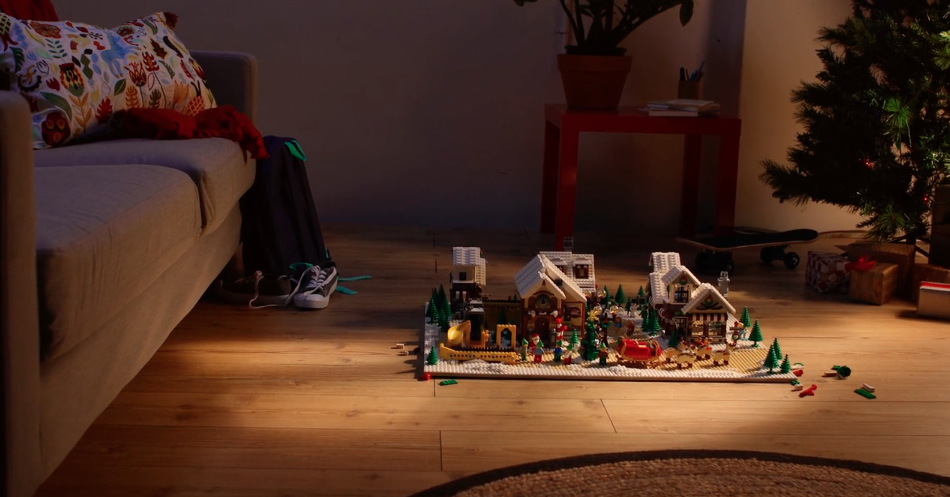 Lego Post - This is a test