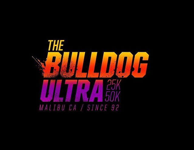 I'm geekin' our about this new logo for the @bulldog_ultra!! I inherited this amazing, classic, SoCal trail race, and it's awesome that I now get to add my own touches and make it even better!! I love racing and I love sharing that love. . . . #bulldogultra #50k #25k #ultra #endurance #ultrarunner ##ultrarunning #trailrunning #santamonicamountains #malibu #malibucreekstatepark  #toughtopanga #10k #trailrace #letsrun #outdoors #everyday #traillife #topanga #socal #mountains #plantbasedathlete #losangeles