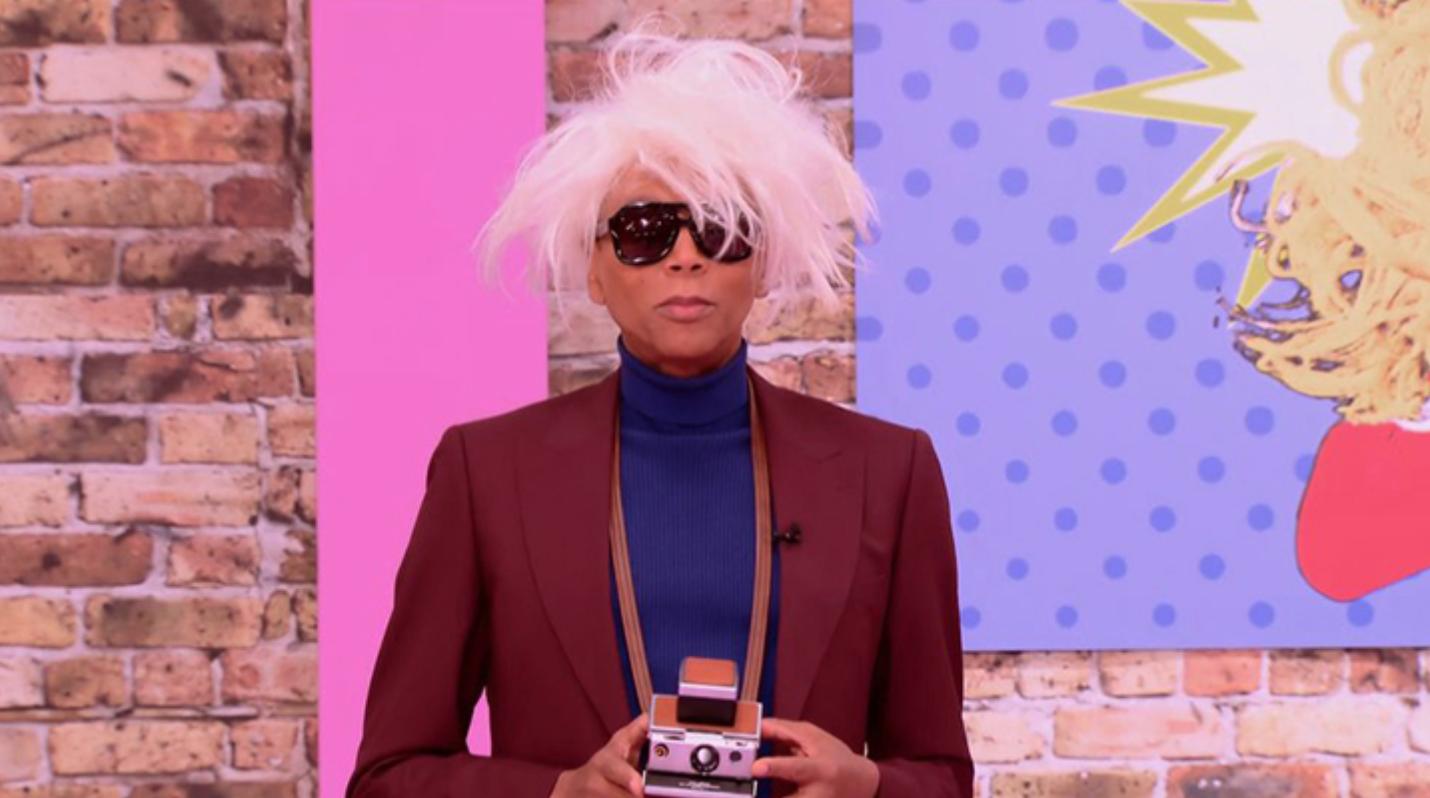 The Art of RuPaul's Drag Race
