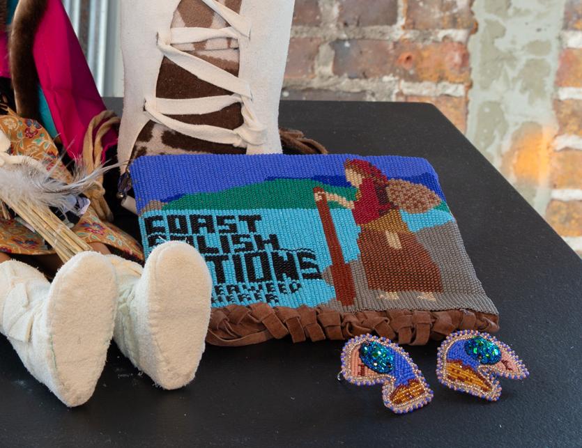 Coast Salish Peoples Bag