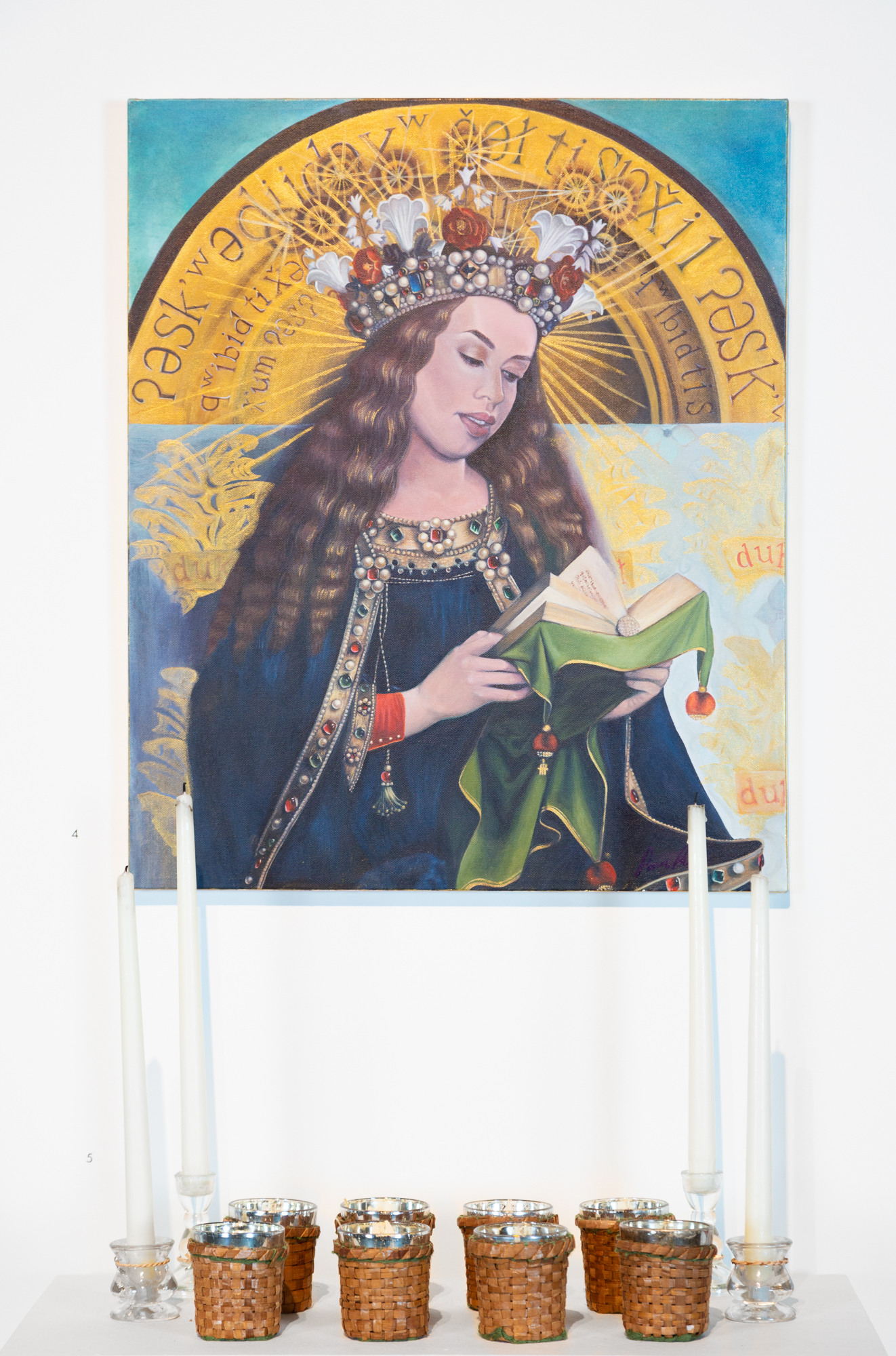 caləɫali altarpiece
