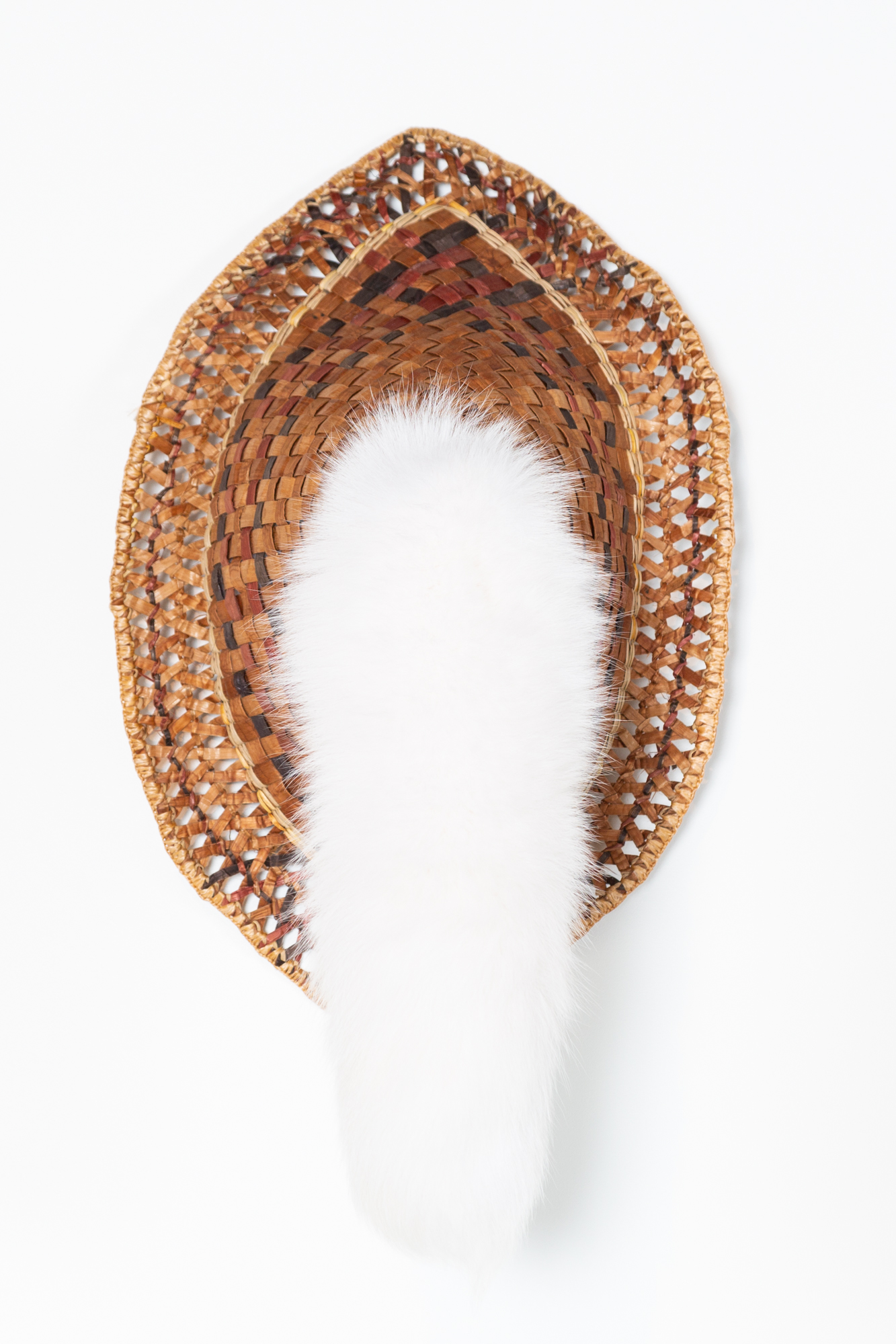Tuhong (Chamoru fishing hat)