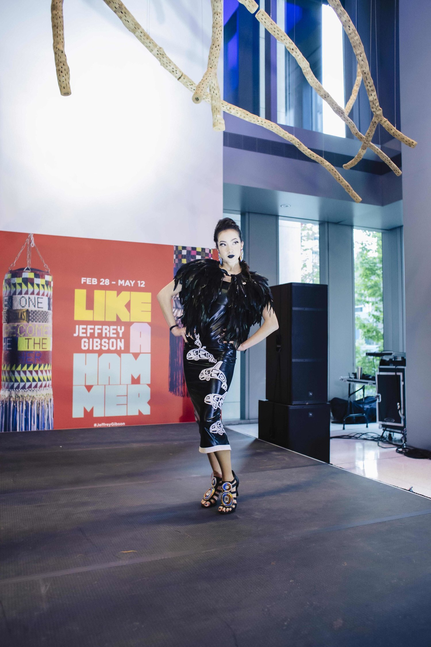 Fashion Show at SAM