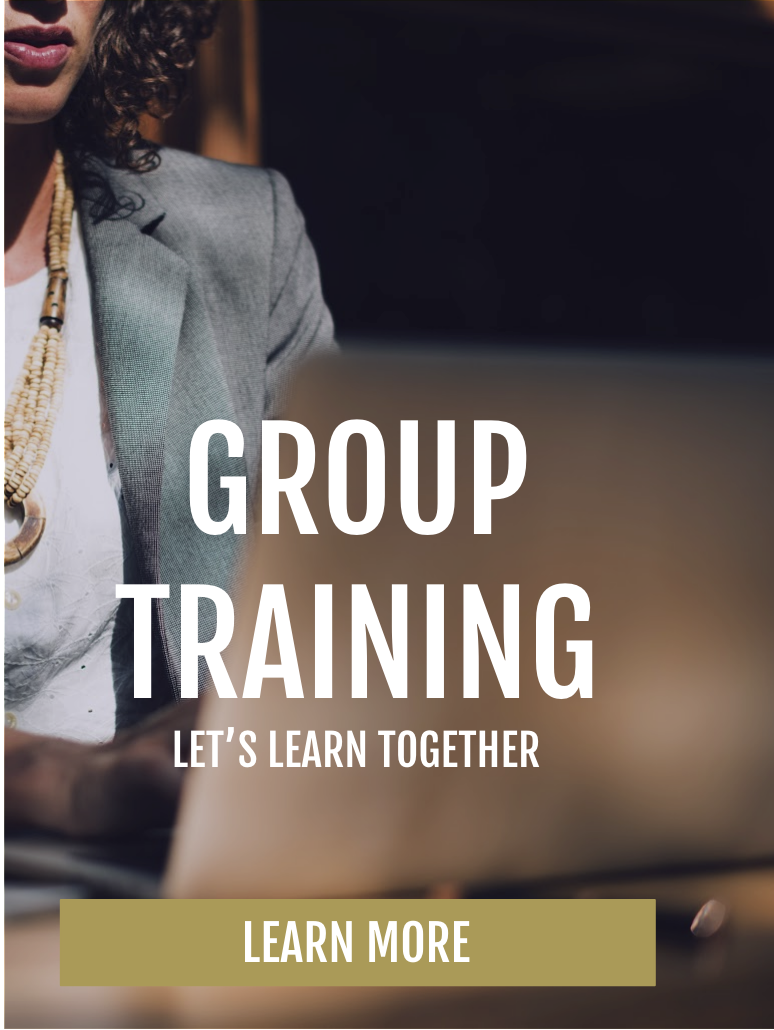 - My online and group training courses are designed to provide a lower cost option to working with me one on one.Courses and programs cover principles, tools and training for success in business and include:The Rising Tide: 12 month Self employed success programThe Conjuring Room: 12 week virtual retreatThe 7 Success Pillars of A Sustainable BusinessAdditional complimentary training materials are available on my gifts page.