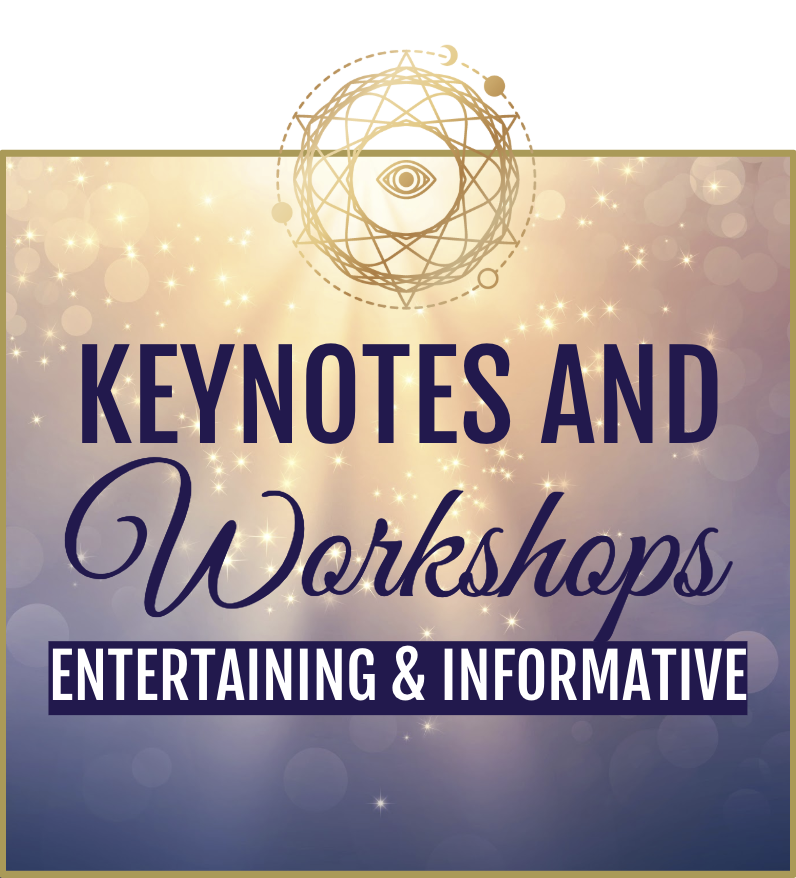 TOP RATED PRESENTATIONS, TRAINING & WORKSHOPS   Tactical and practical information delivered well.   Learn more about workshops, training, keynotes and presentations.