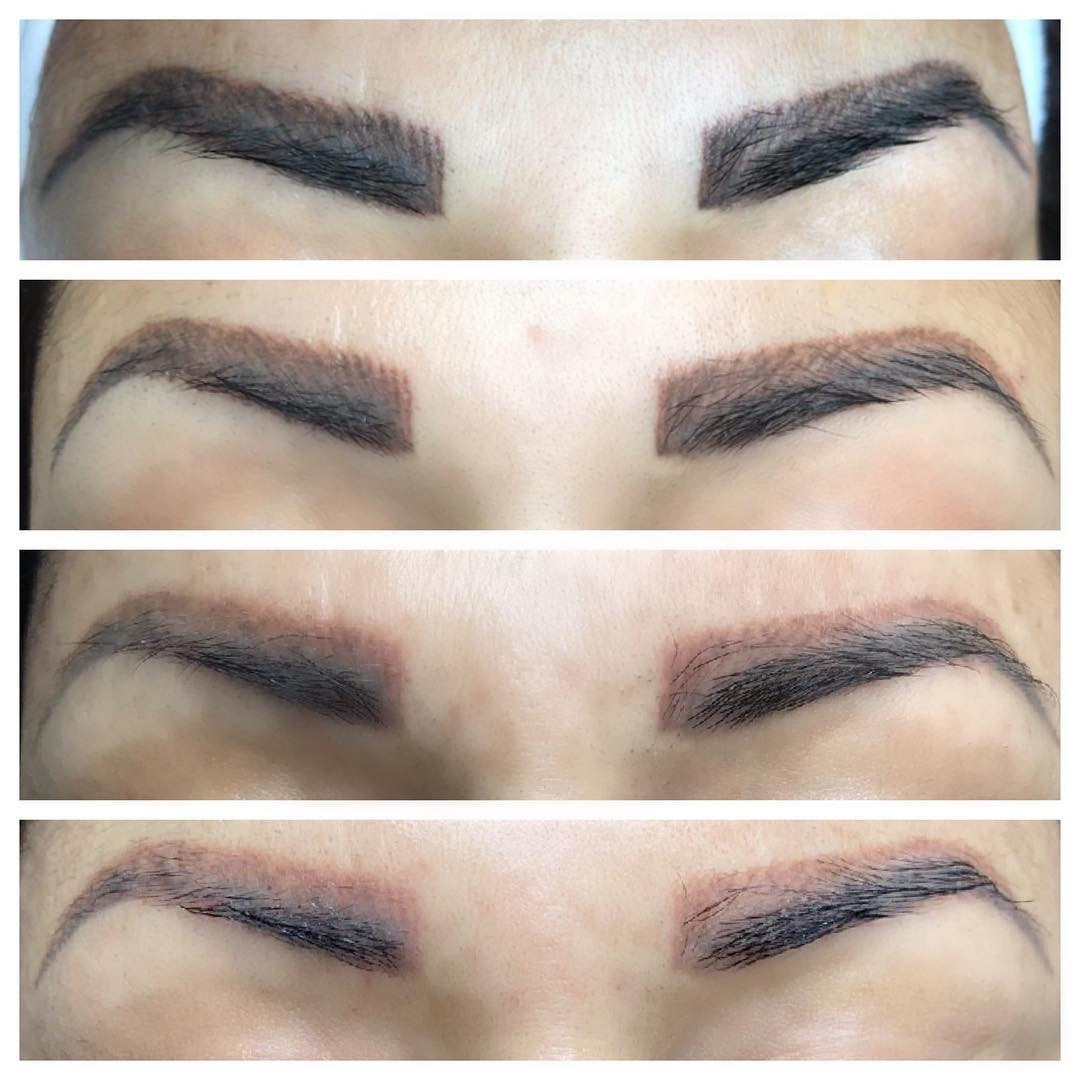 Saline Removal Faq Crispy Brows Studio