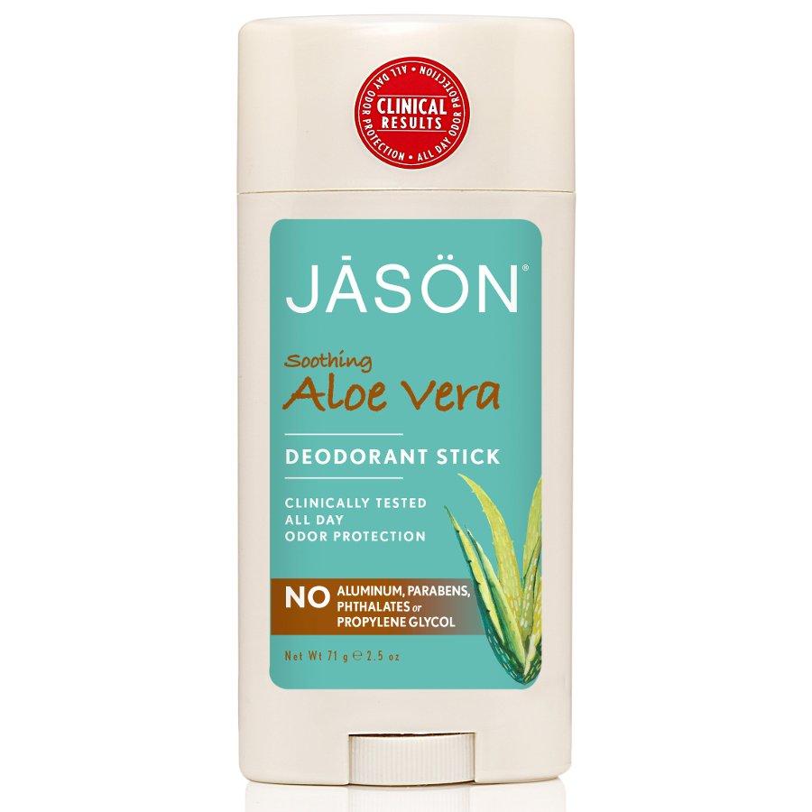 pregnancy safe natural deodorants jason soothing aloe vera deodorant stick