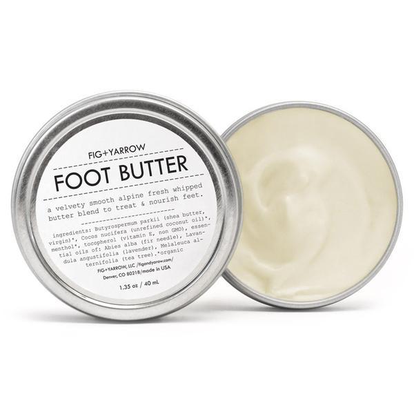 Alpine Foot Butter