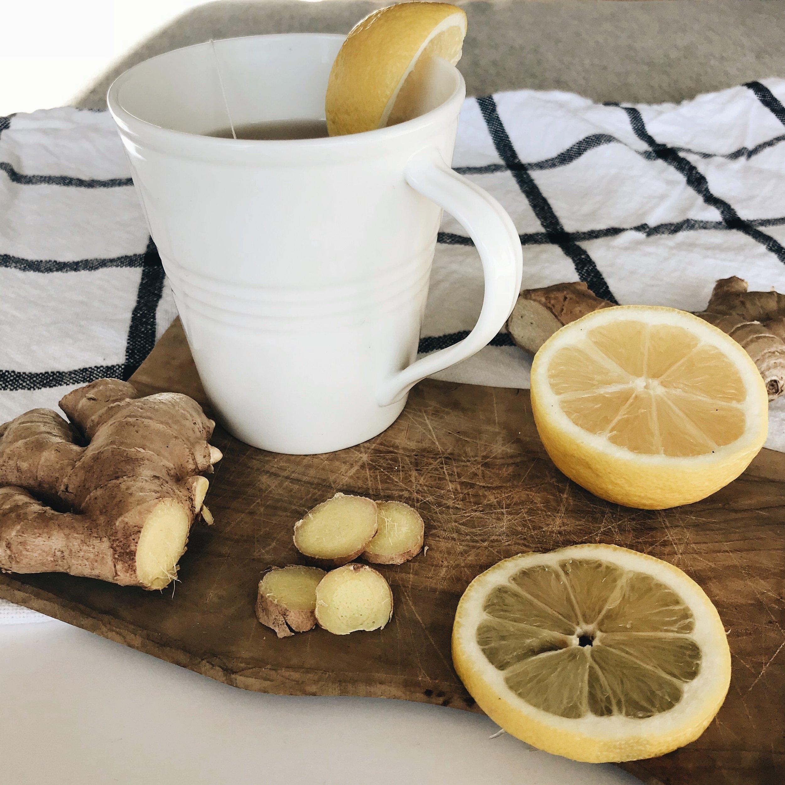 Homemade Tea