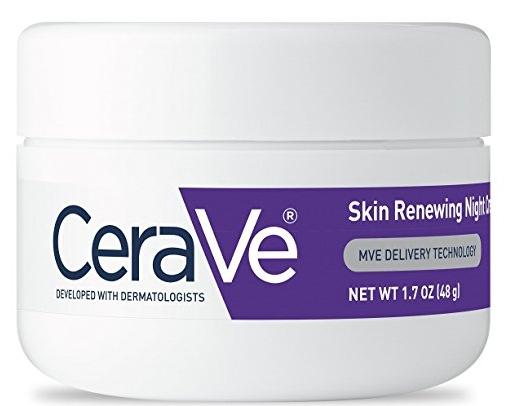 night creams cerave skin renewing night cream
