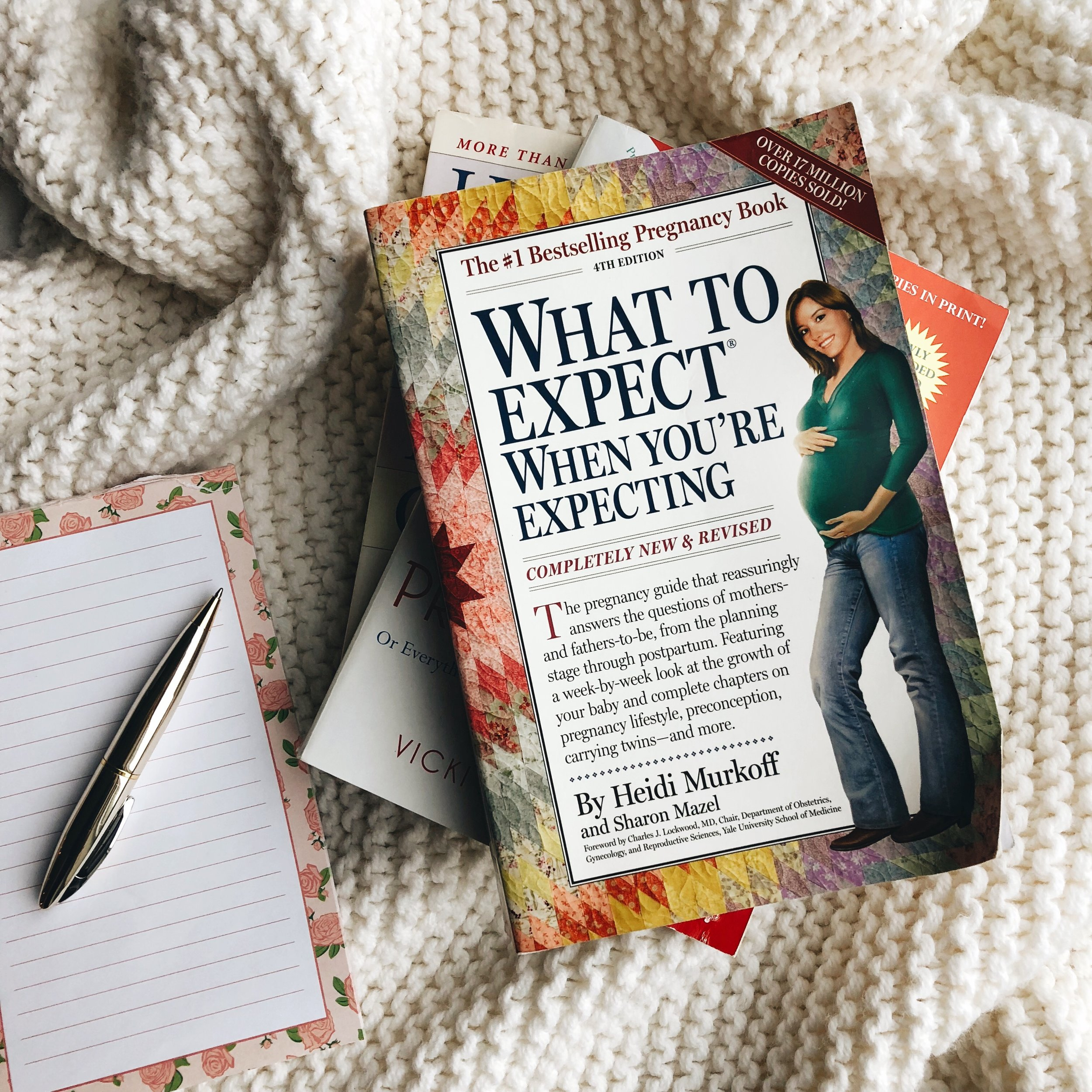Factual Pregnancy Books