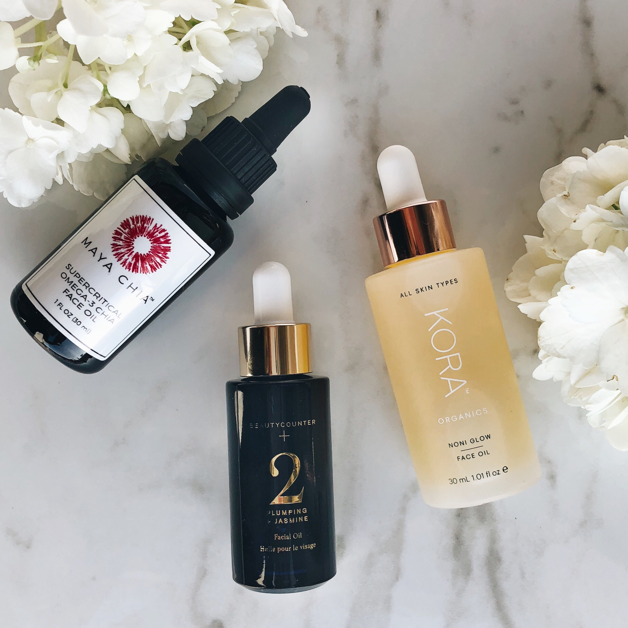 best pregnancy-safe face oils
