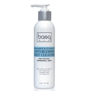 pregnancy acne basq nyc anti-blemish daily cleanser
