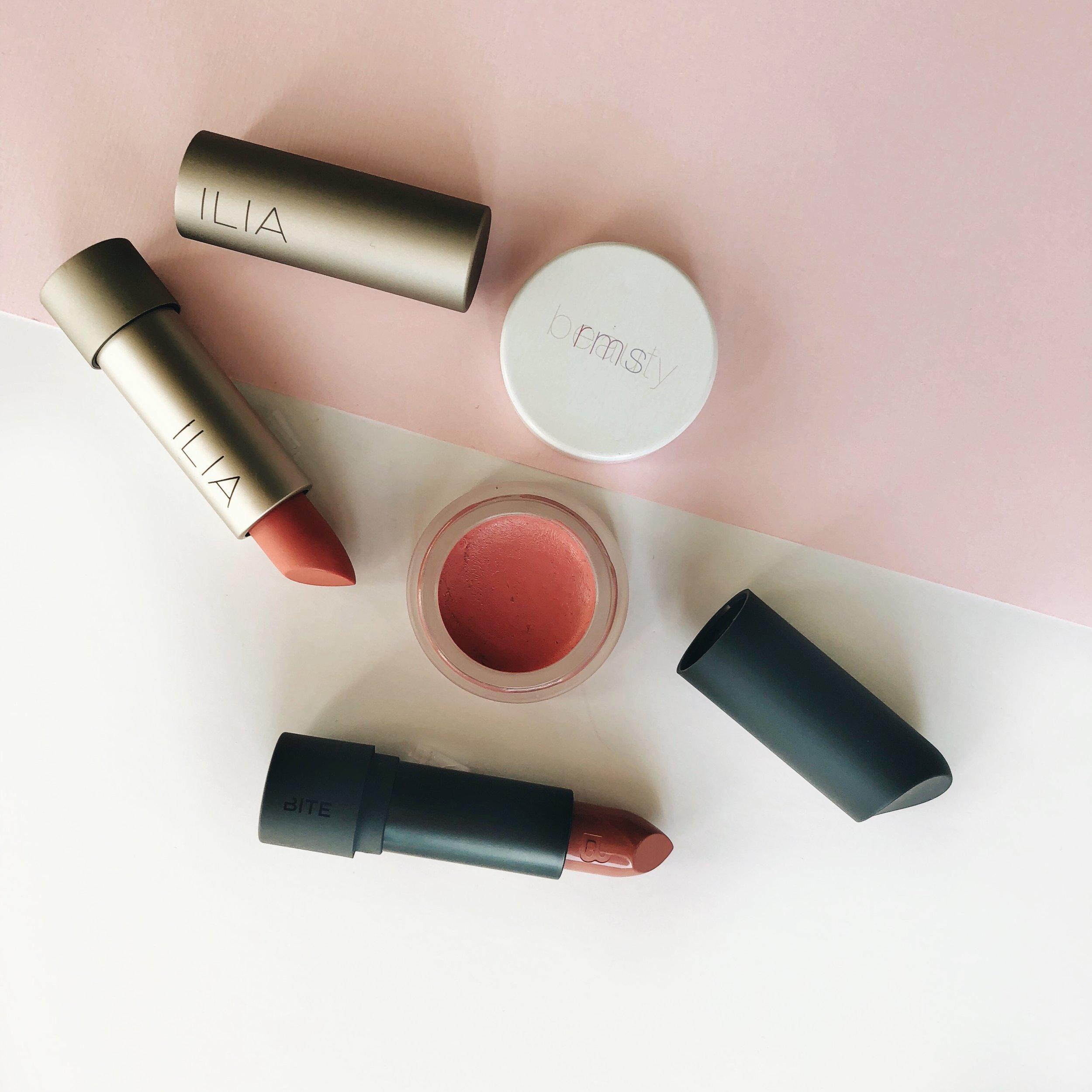 Clean Lipsticks