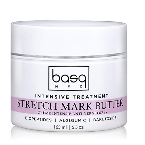belly butters - basq nyc stretch mark butter