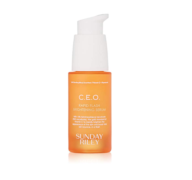 serums sunday riley c.e.o. rapid flash brightening serum