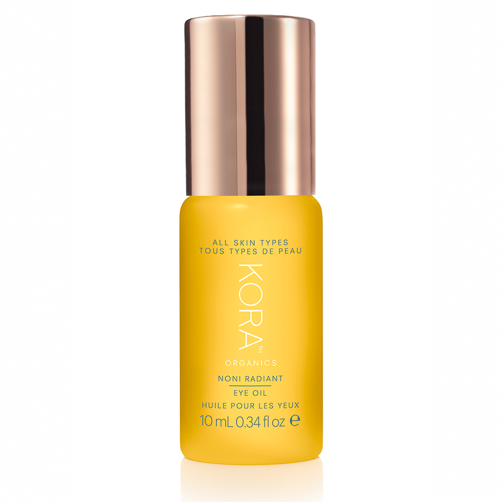 pregnancy safe eye cream kora noni radiant eye oil