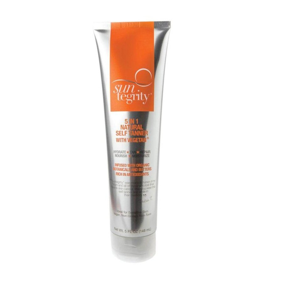 suntegrity 5-in-1 gradual self tanner