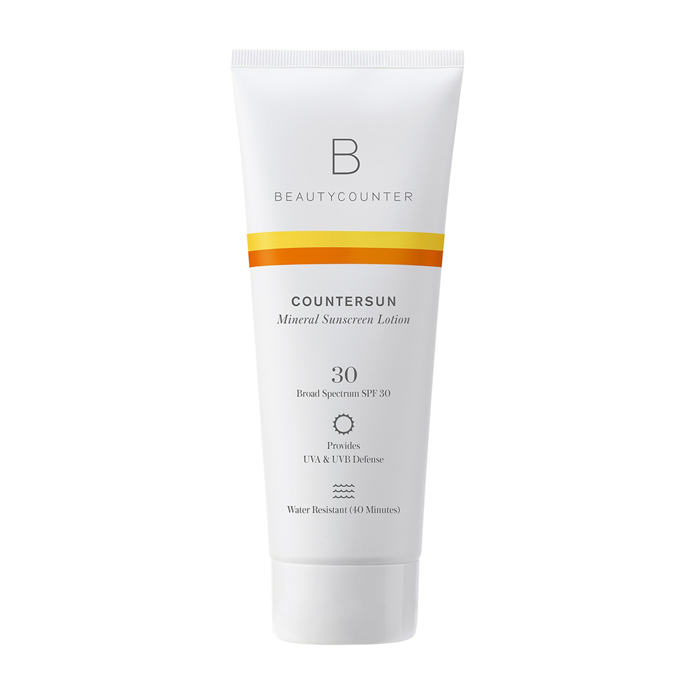 mineral sunscreen beautycounter countersun mineral sunscreen lotion