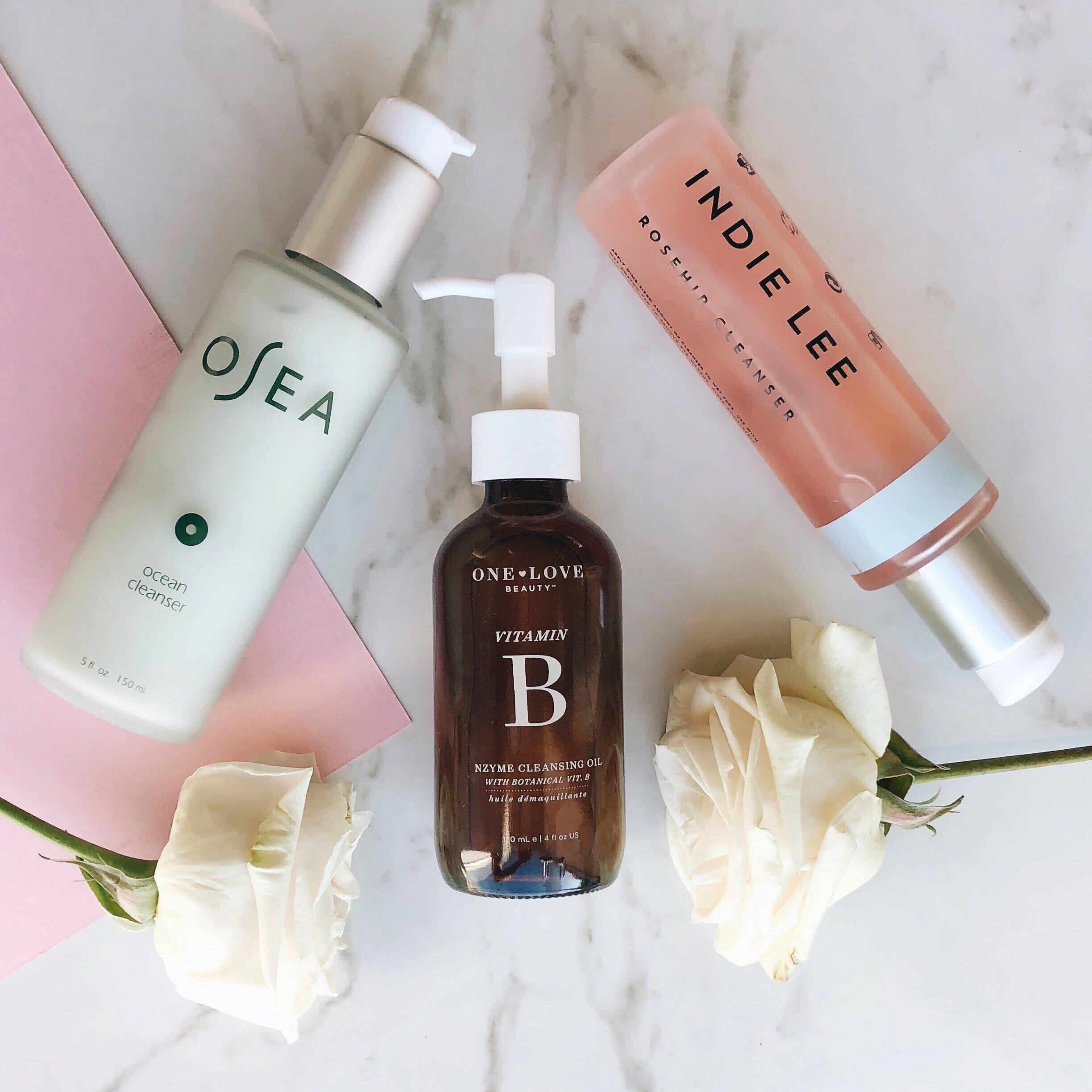 pregnancy-safe face wash