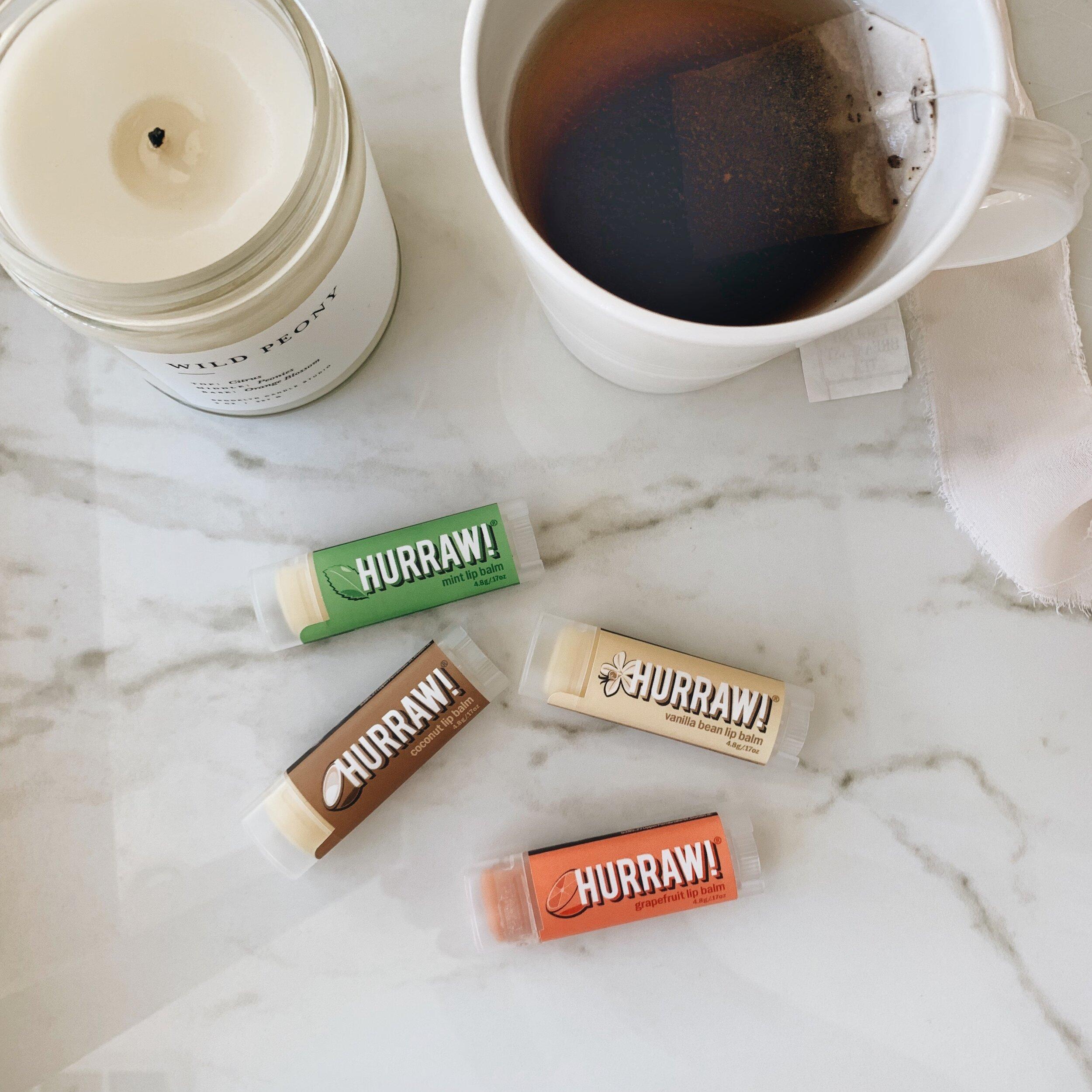 pregnancy-safe natural lip balm