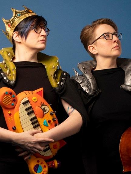 2016 Musical Guest: The Doubleclicks
