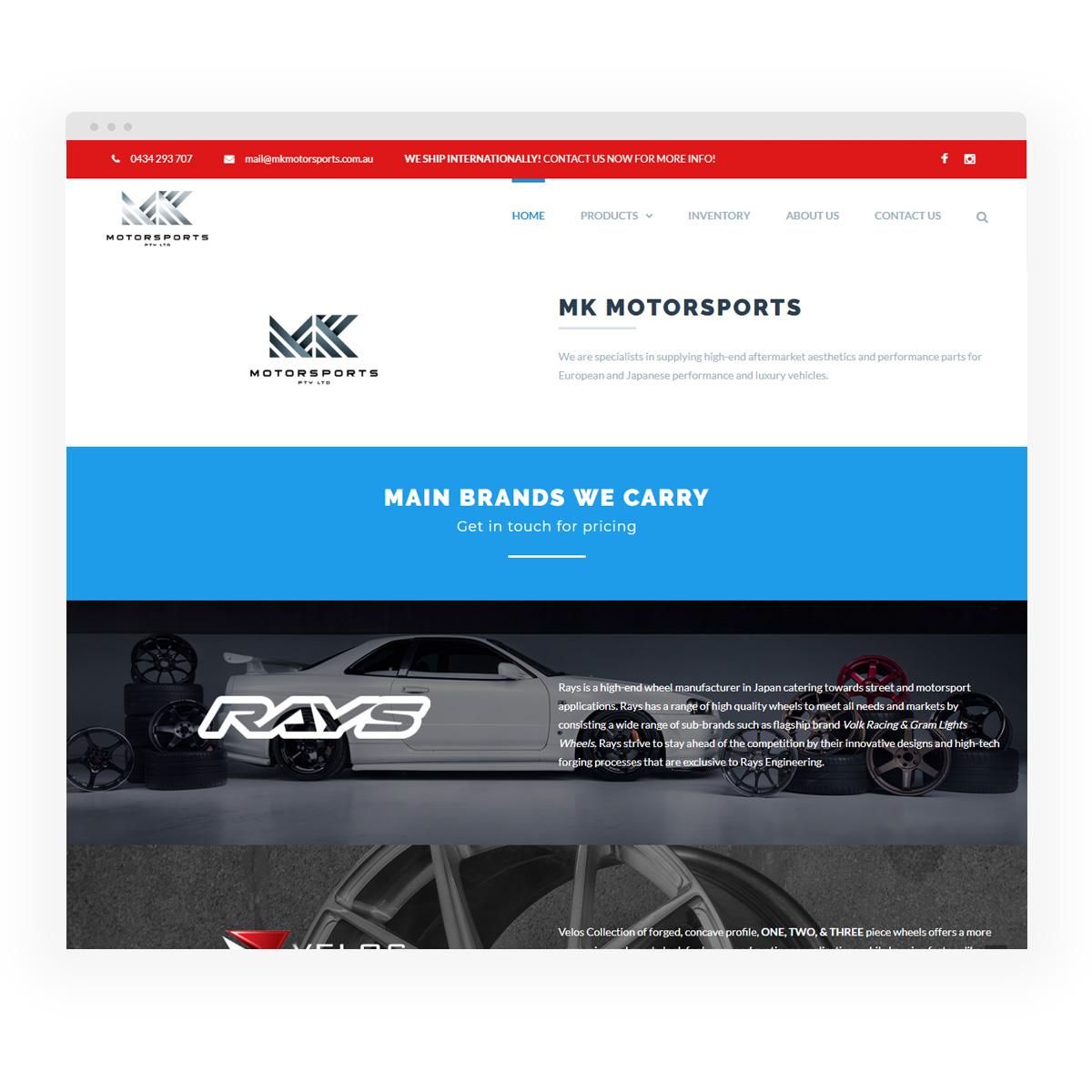 www.mkmotorsports.com.au