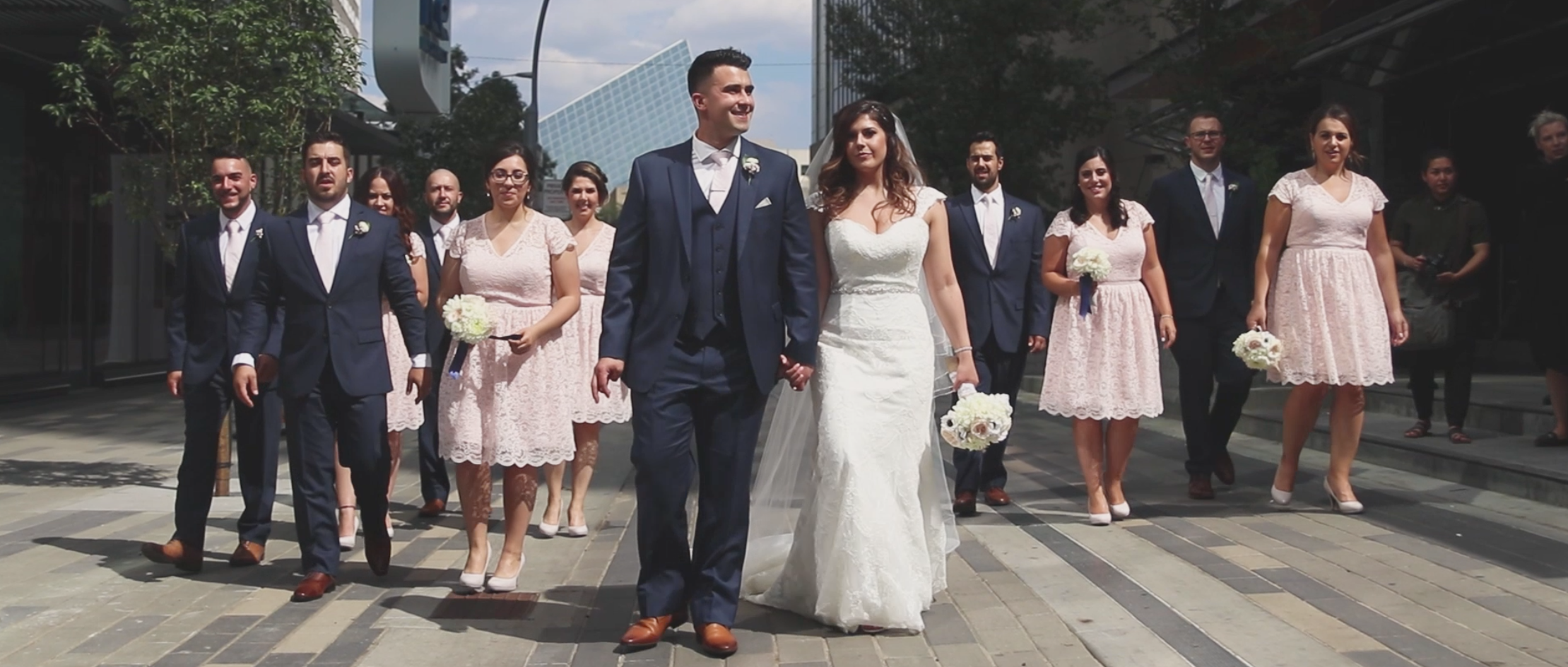 Edmonton Wedding Videography