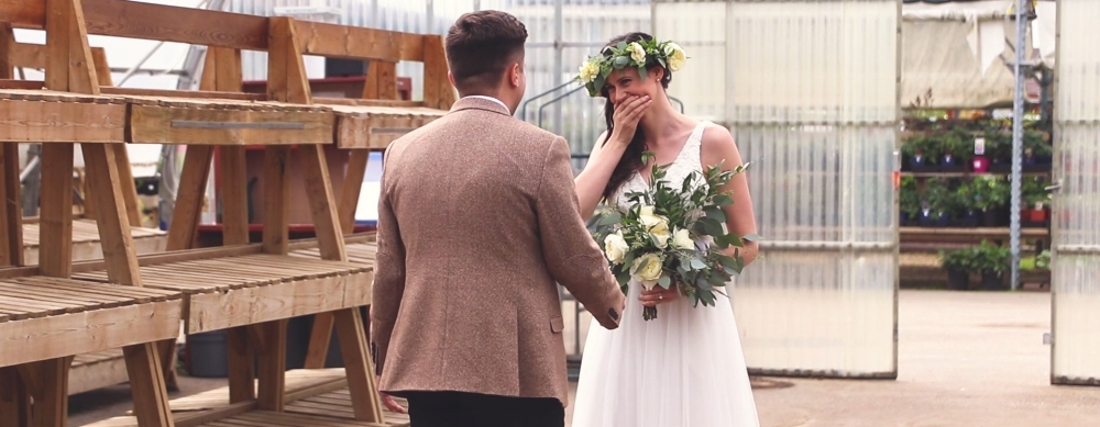 Edmonton Wedding Videographer
