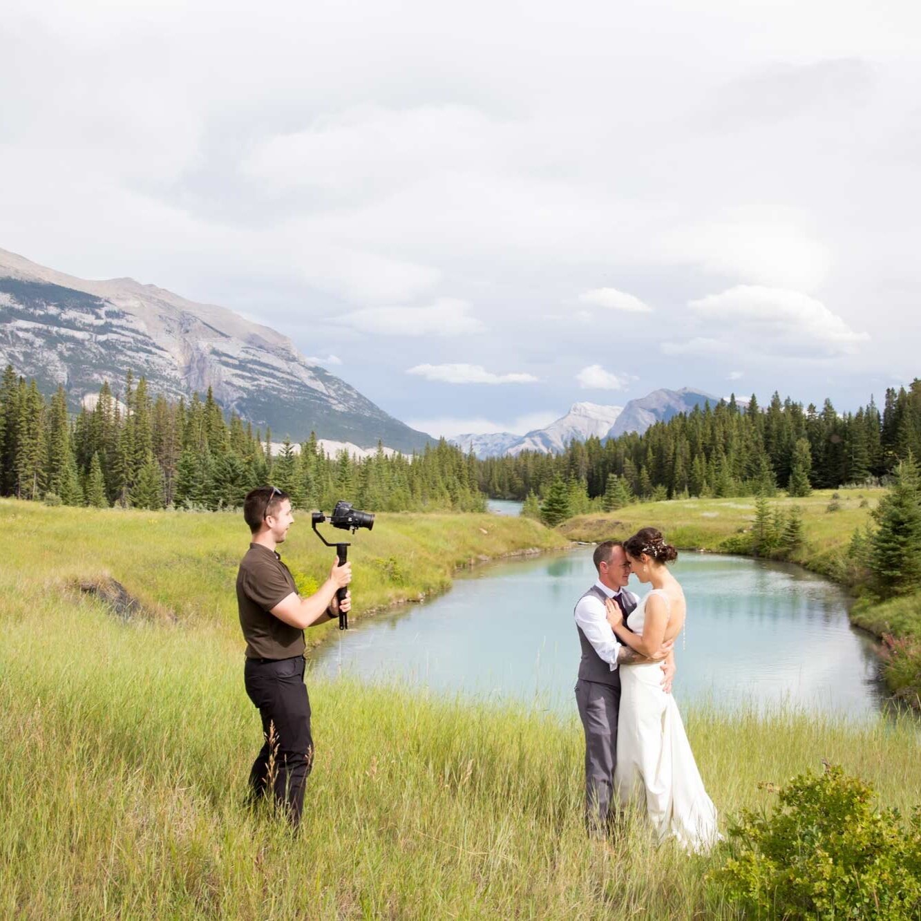 Alberta wedding videography