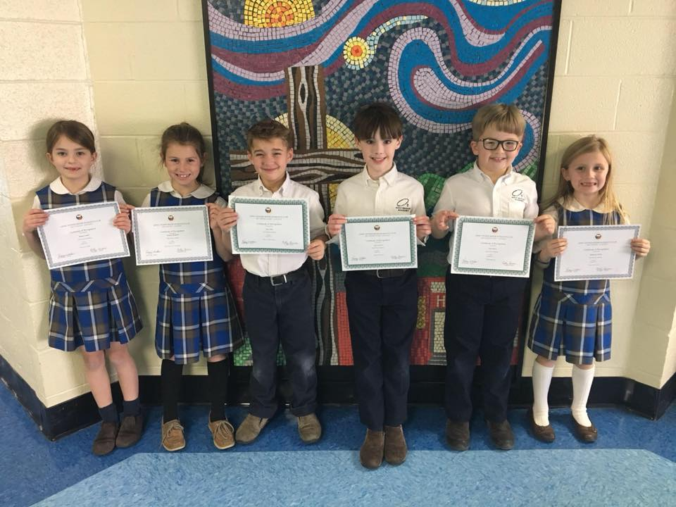 holy rosary-second graders.jpg