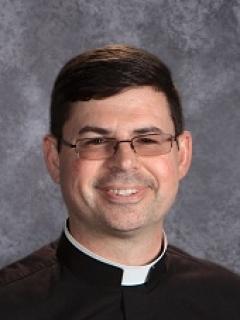 Father Steiner - Pastor