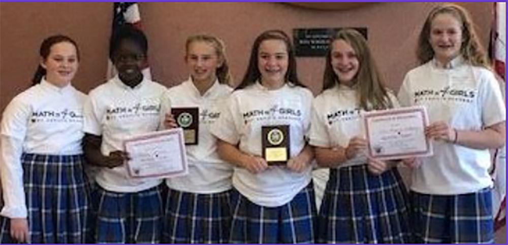 Holy Rosary Academy Student Awards