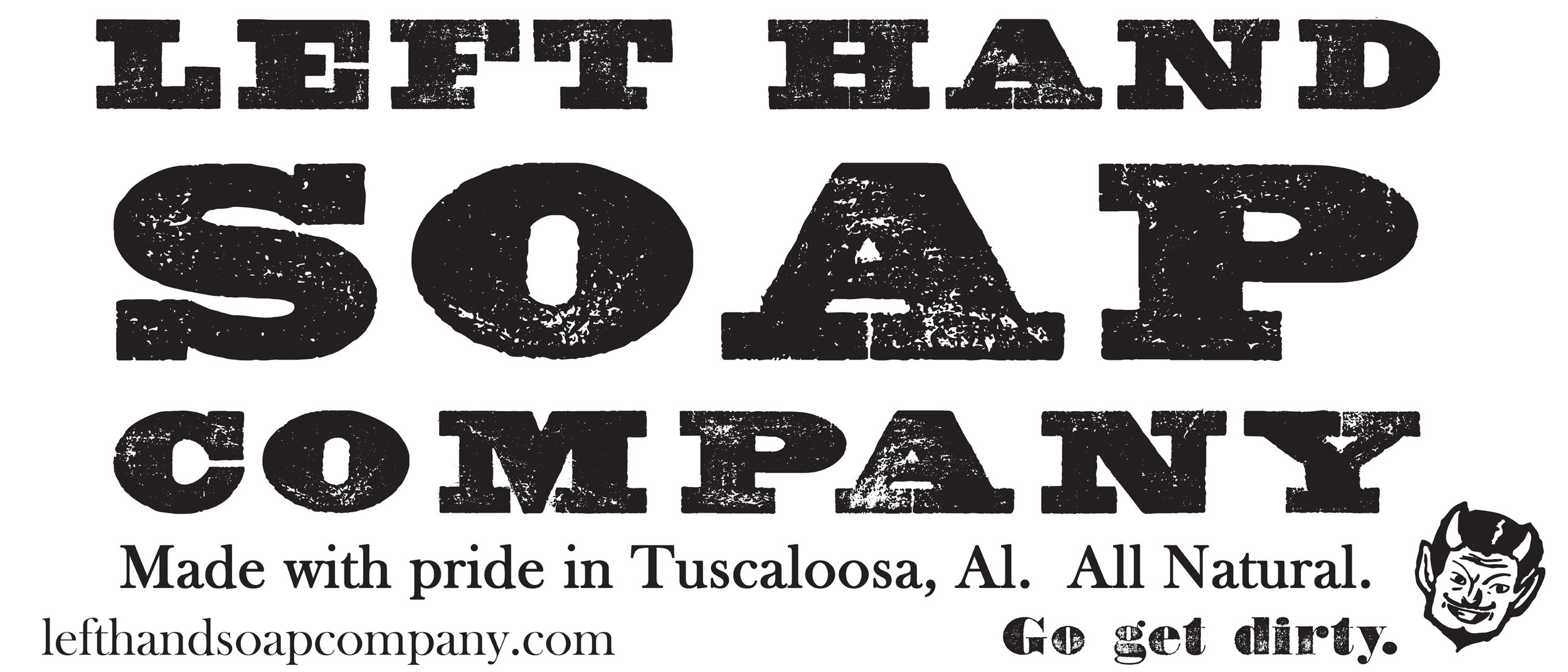 Left Hand Soap Co. - Made in Tuscaloosa, Alabama, Left Hand Soap Co. has 20 years of natural soap and skincare experience. You got skin, they've got soap.lefthandsoapcompany.com#LHSCo #gogetdirty #20years2214 University BlvdTuscaloosa, AL 35401