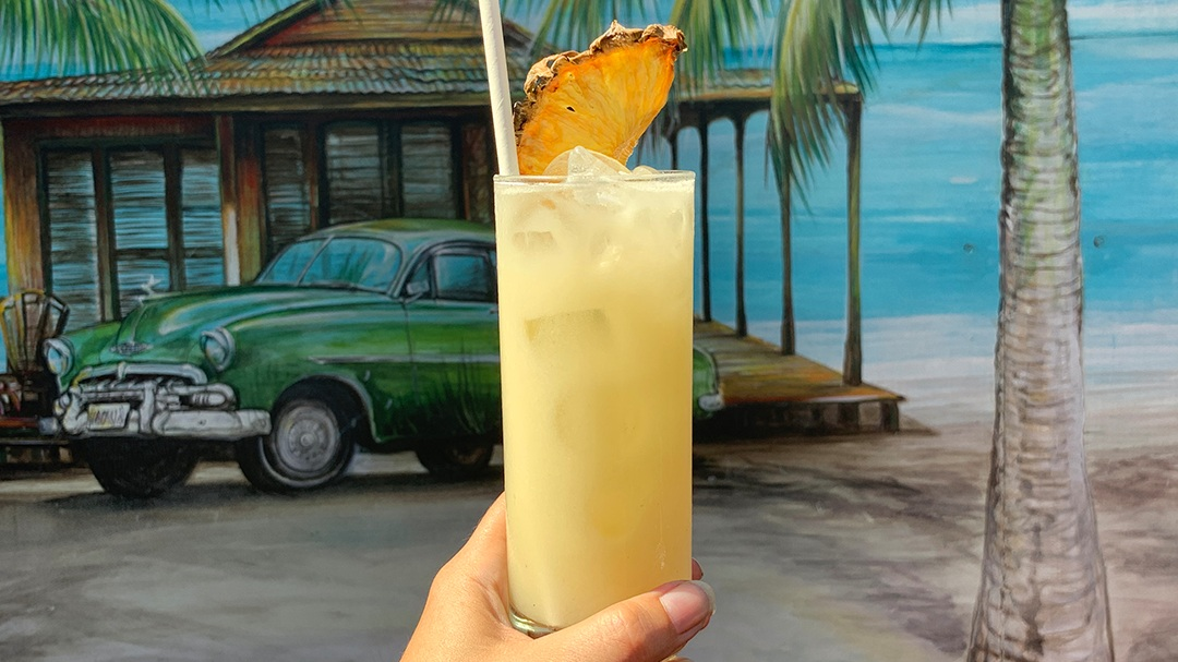 HAVANA BAR - Havana Bar take you on a journey through the history of Cuba as told with Cuban Classics and their takes on Caribbean libations! From the Daiquiri to the El Presidente.