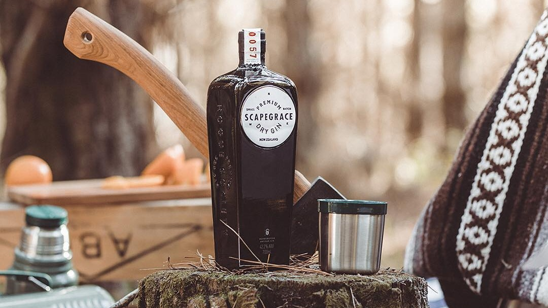 SCAPEGRACE - Scrapegrace are providing your Highball welcome beverage.