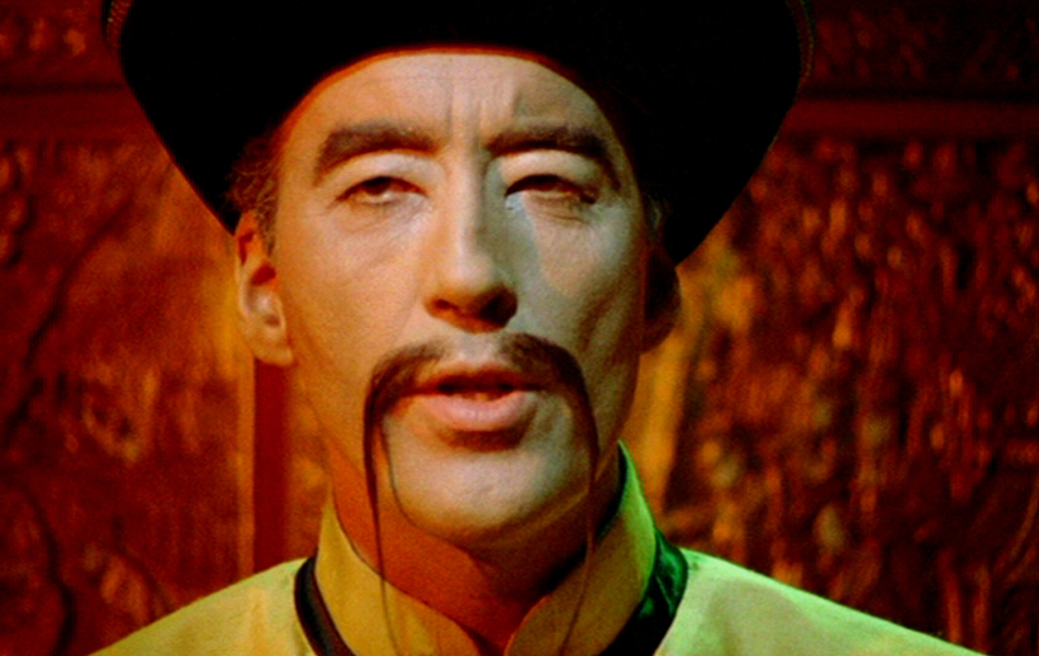 Christopher Lee - The Face of Fu Manchu