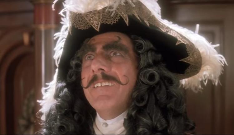 Dustin Hoffman - Hook
