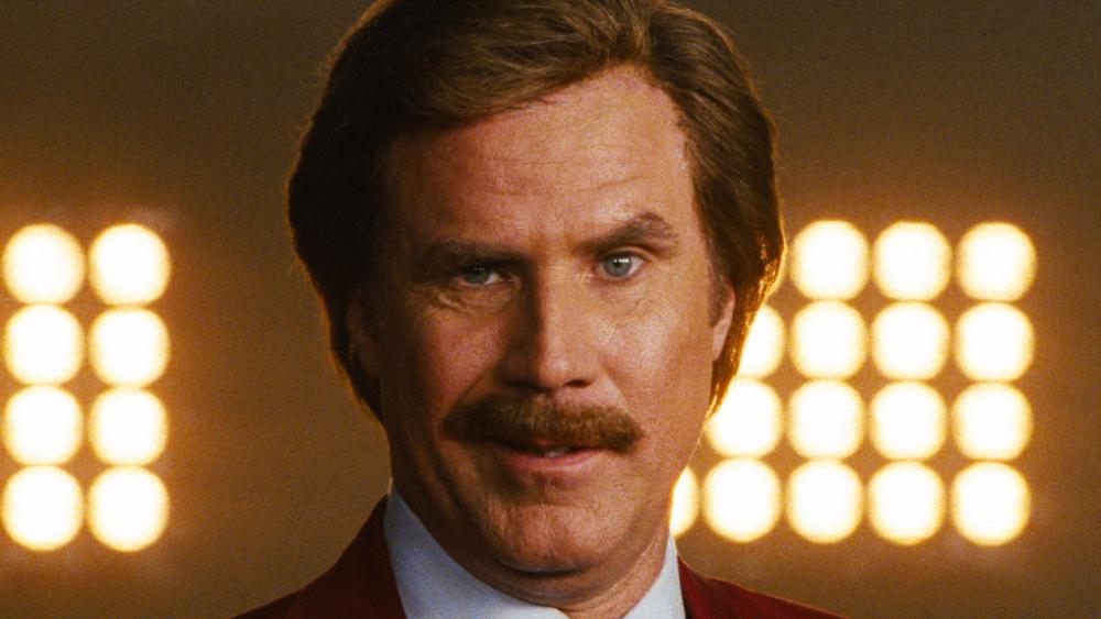 Will Ferrell - Anchorman
