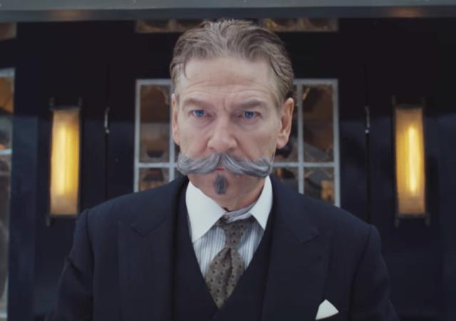 Kenneth Branagh - Murder on the Orient Express