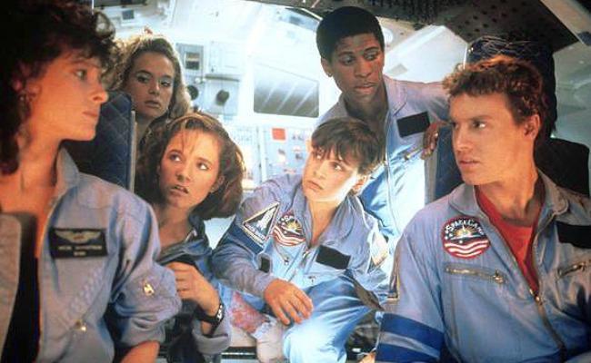 SpaceCamp (1986) Stephen's Winner for Space Movies.