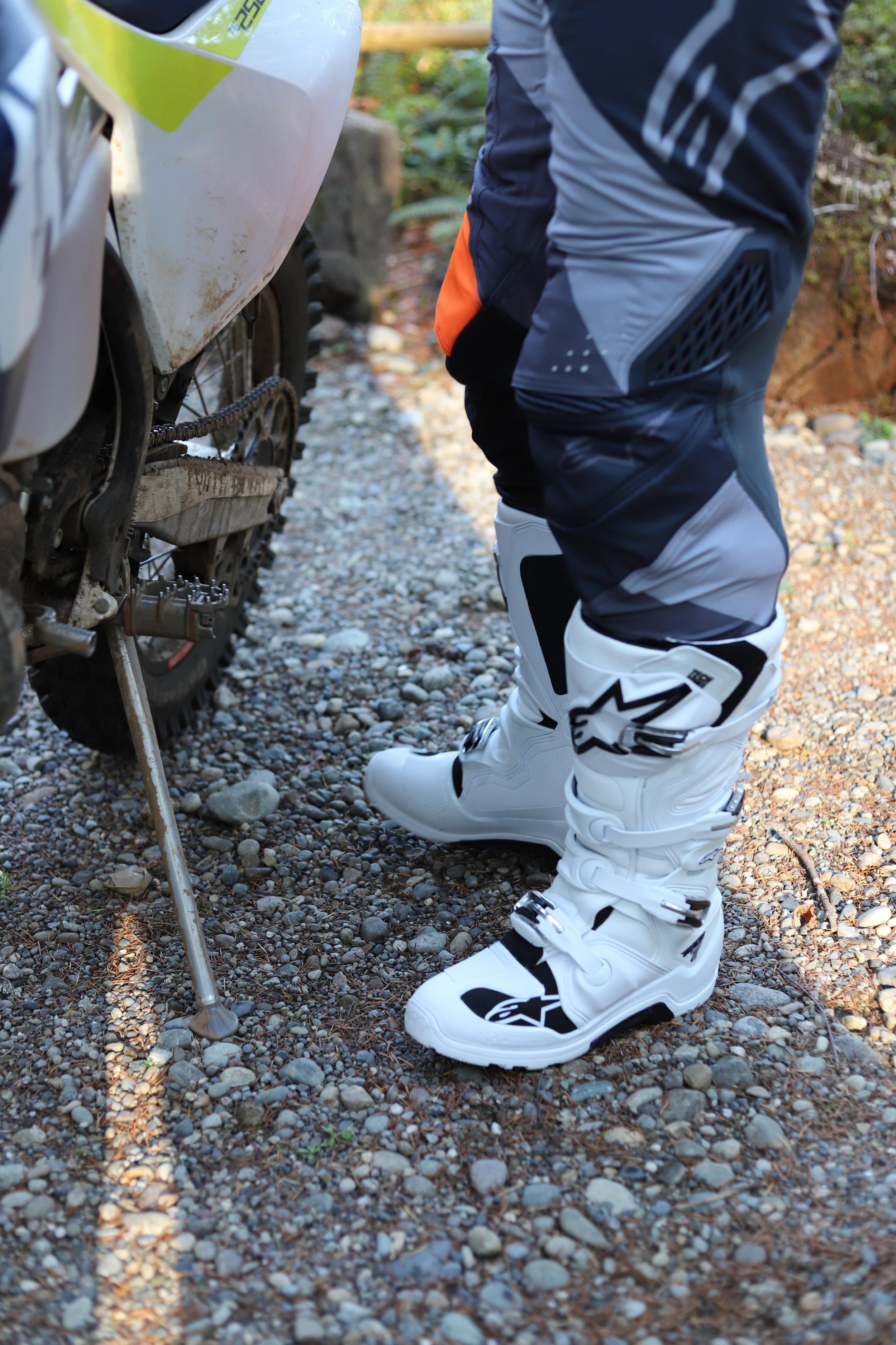 Love the buckles on the Tech 7 Enduro.