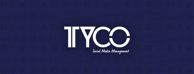 Tyco Social Media Management Logo