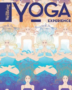 Yoga experience magazine cover