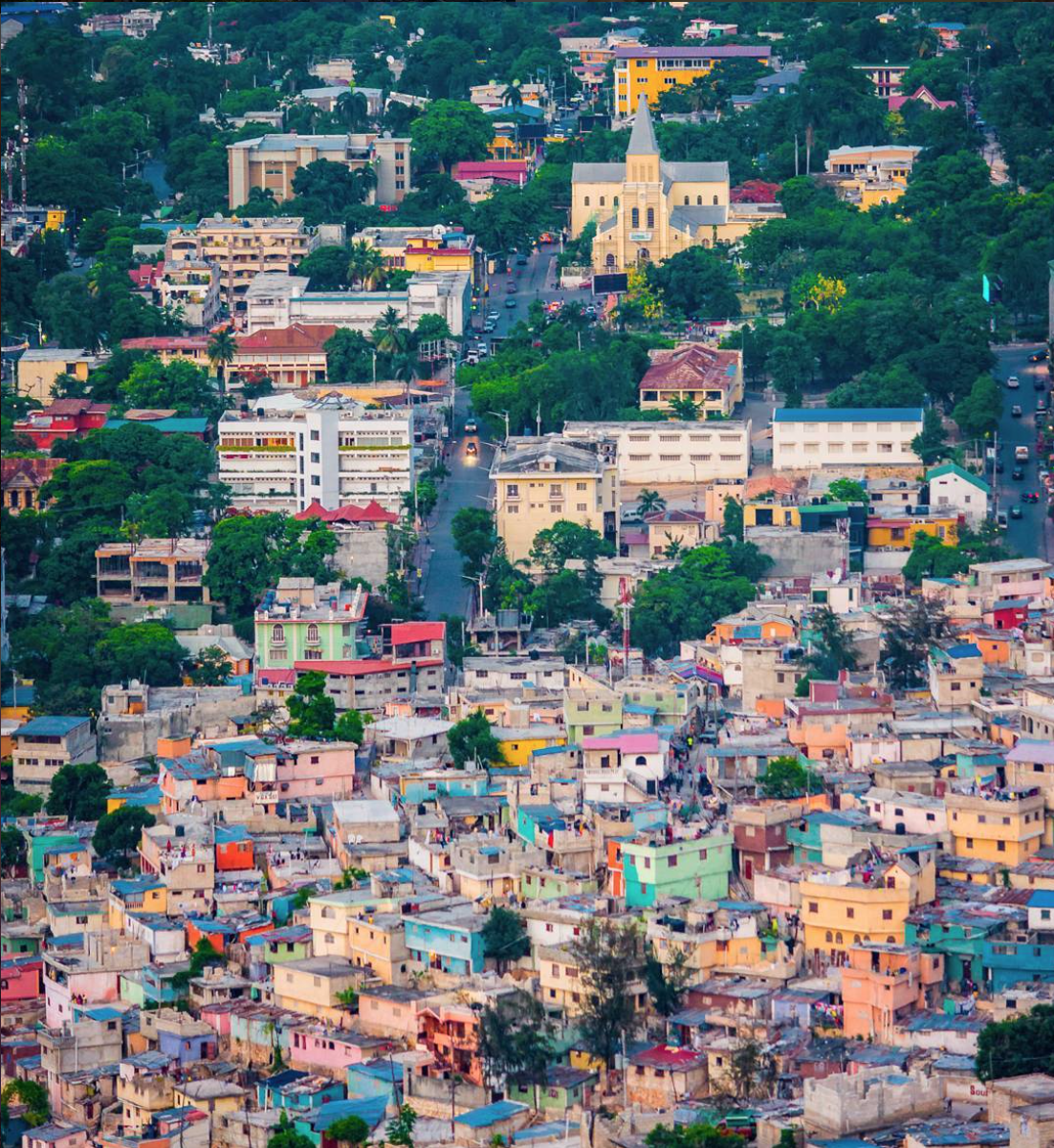 PETION-VILLE - A place where chaos and serenity co-exist, where modern cafés and street vendors alike share the same recipes. A city of contrasts.Pétion-Ville is the home of Haiti's small commerce. The center for restaurants, bars and shops.Photo: @VerdyVerna
