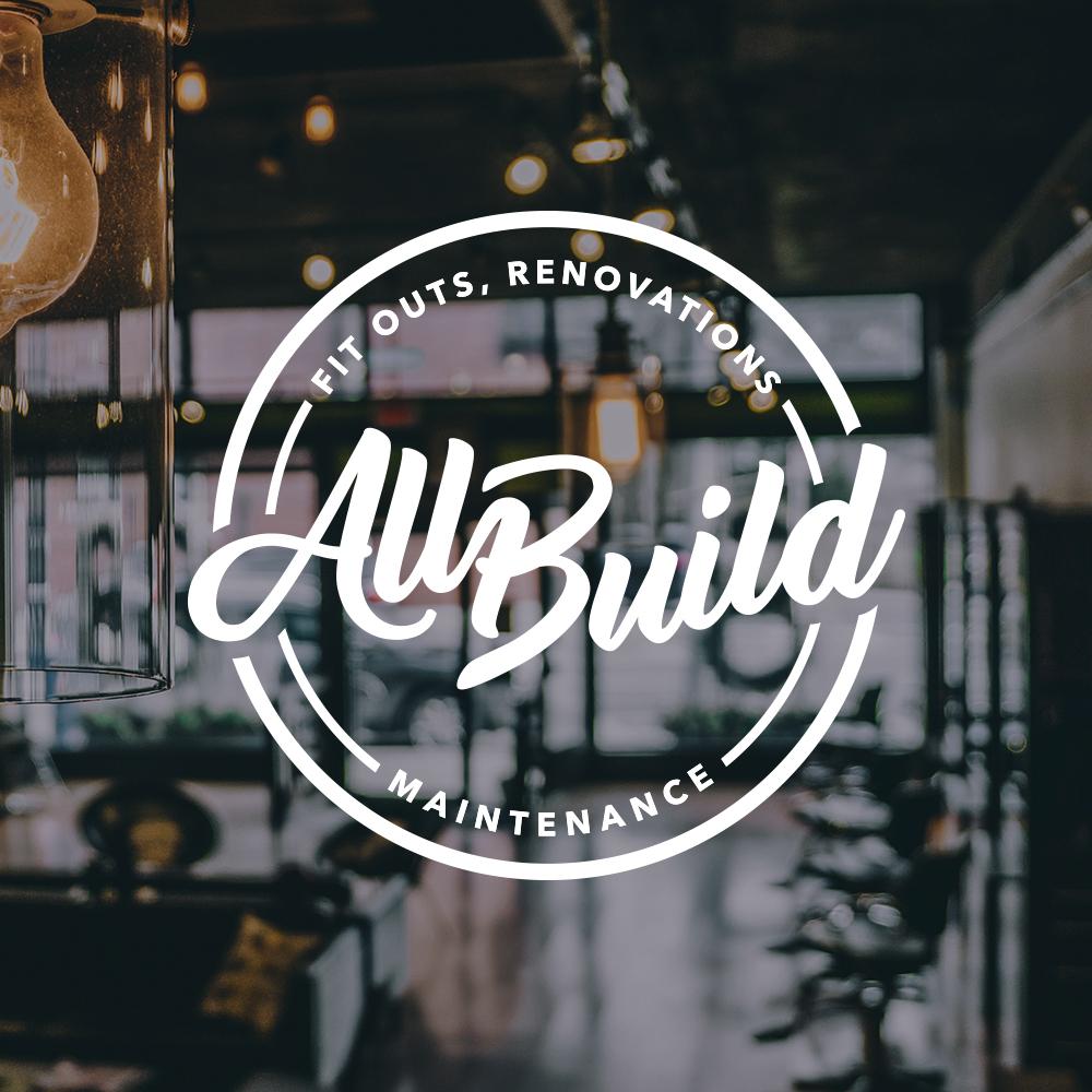 ALL BUILD LTD  | LOGO DESIGN