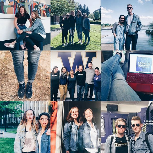 Thanks to everyone who participated in #denimday !!! We'll be announcing the #denim4saasha winner very soon!!!
